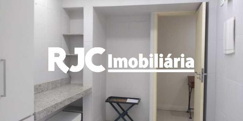18 - Apartamento 3 quartos à venda Lagoa, Rio de Janeiro - R$ 1.675.000 - MBAP33496 - 19