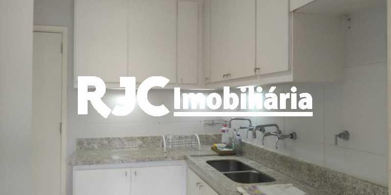 19 - Apartamento 3 quartos à venda Lagoa, Rio de Janeiro - R$ 1.675.000 - MBAP33496 - 20