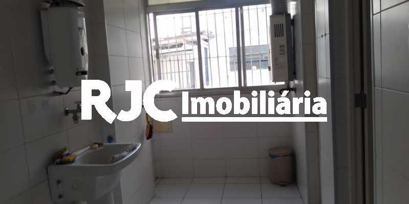 21 - Apartamento 3 quartos à venda Lagoa, Rio de Janeiro - R$ 1.675.000 - MBAP33496 - 22