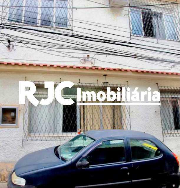 1 - Casa de Vila 3 quartos à venda Tijuca, Rio de Janeiro - R$ 420.000 - MBCV30167 - 1