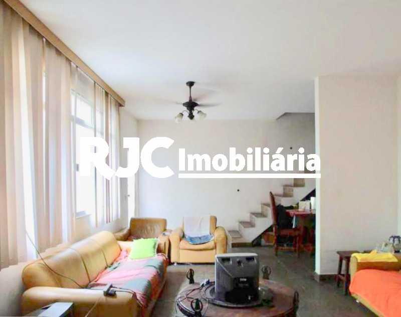 2 - Casa de Vila 3 quartos à venda Tijuca, Rio de Janeiro - R$ 420.000 - MBCV30167 - 3
