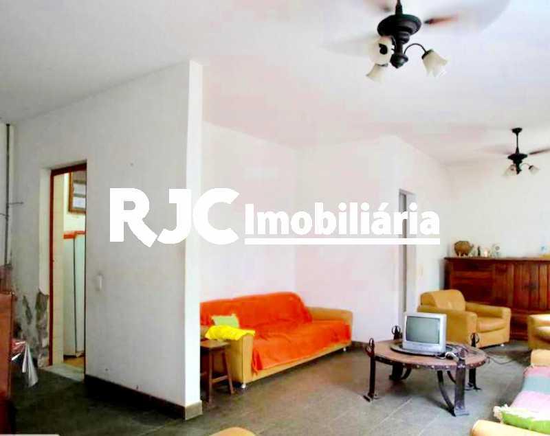 3 - Casa de Vila 3 quartos à venda Tijuca, Rio de Janeiro - R$ 420.000 - MBCV30167 - 4