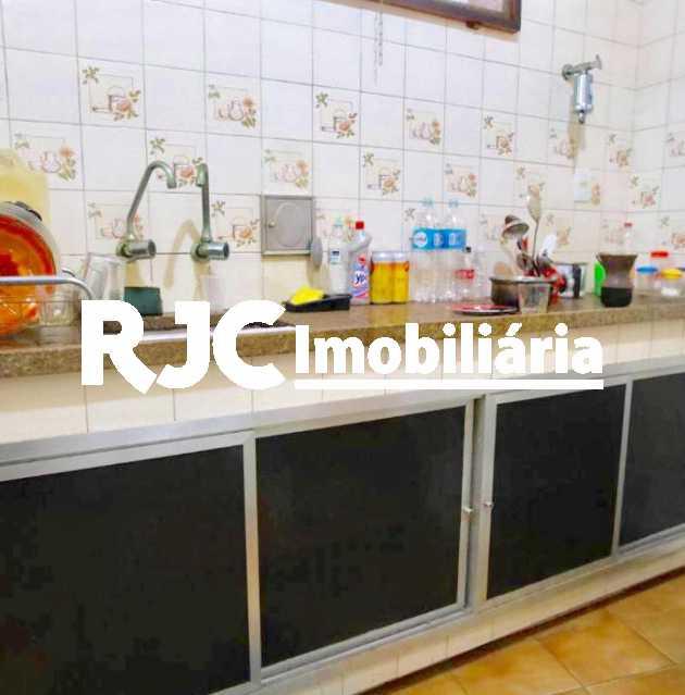 13 - Casa de Vila 3 quartos à venda Tijuca, Rio de Janeiro - R$ 420.000 - MBCV30167 - 14