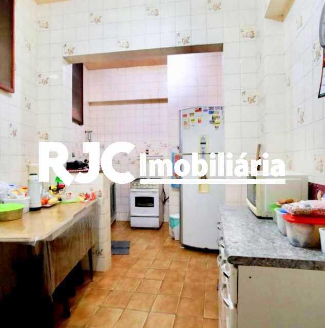 15 - Casa de Vila 3 quartos à venda Tijuca, Rio de Janeiro - R$ 420.000 - MBCV30167 - 16