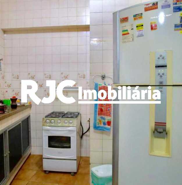 16 - Casa de Vila 3 quartos à venda Tijuca, Rio de Janeiro - R$ 420.000 - MBCV30167 - 17