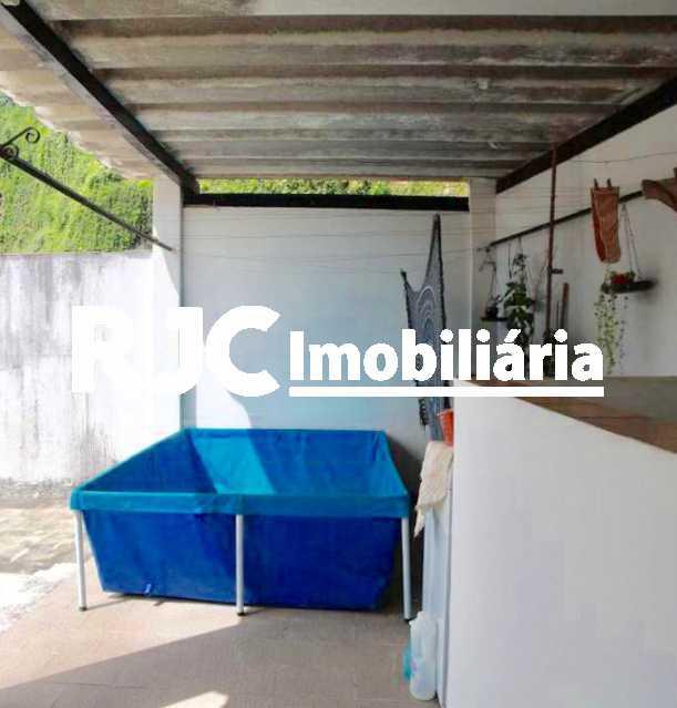 17 - Casa de Vila 3 quartos à venda Tijuca, Rio de Janeiro - R$ 420.000 - MBCV30167 - 18