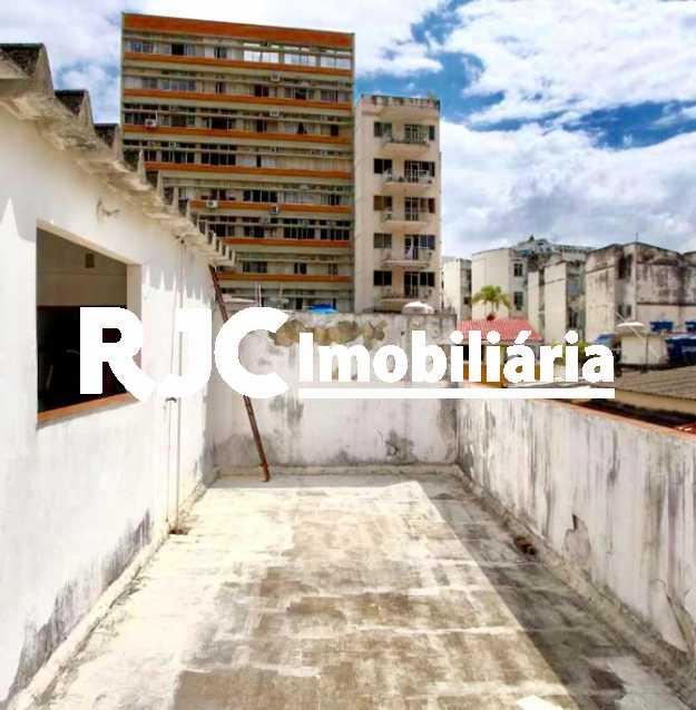 18 - Casa de Vila 3 quartos à venda Tijuca, Rio de Janeiro - R$ 420.000 - MBCV30167 - 19
