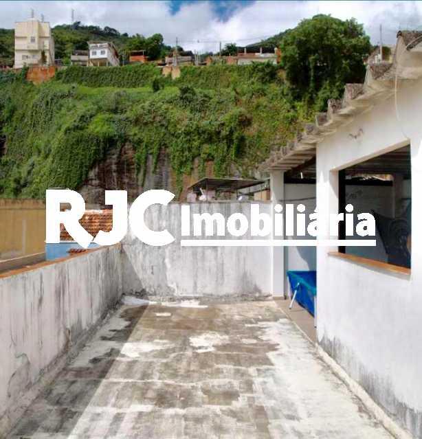 19 - Casa de Vila 3 quartos à venda Tijuca, Rio de Janeiro - R$ 420.000 - MBCV30167 - 20