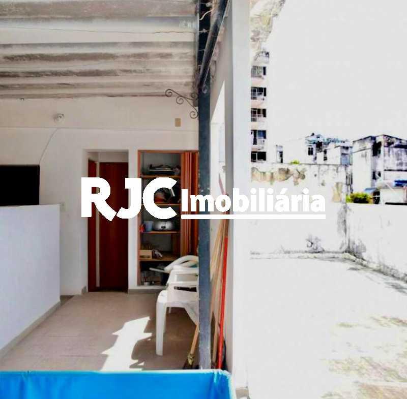 20 - Casa de Vila 3 quartos à venda Tijuca, Rio de Janeiro - R$ 420.000 - MBCV30167 - 21