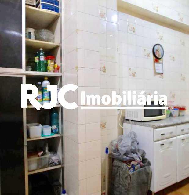 21 - Casa de Vila 3 quartos à venda Tijuca, Rio de Janeiro - R$ 420.000 - MBCV30167 - 22