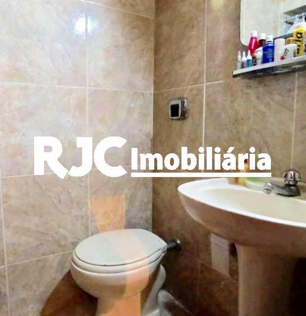 23 - Casa de Vila 3 quartos à venda Tijuca, Rio de Janeiro - R$ 420.000 - MBCV30167 - 24