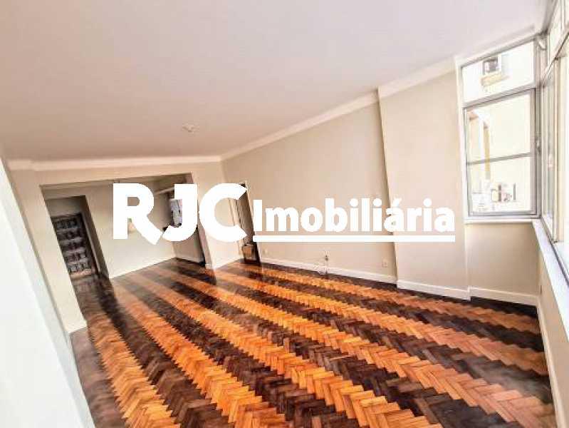 1 - Apartamento 3 quartos à venda Flamengo, Rio de Janeiro - R$ 1.030.000 - MBAP33499 - 1