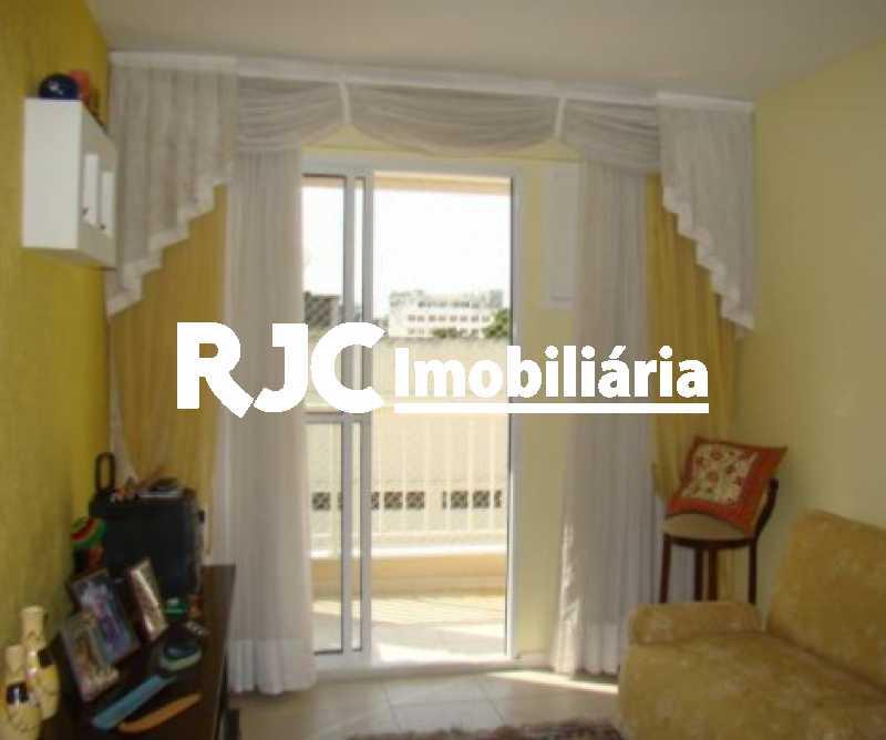 1 - Apartamento 2 quartos à venda São Cristóvão, Rio de Janeiro - R$ 419.000 - MBAP25511 - 1