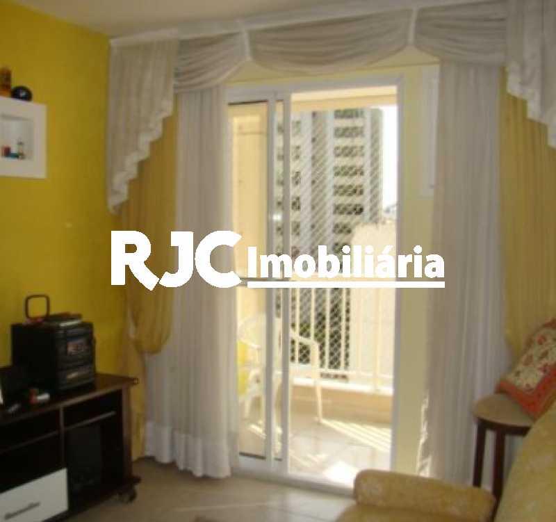 2 - Apartamento 2 quartos à venda São Cristóvão, Rio de Janeiro - R$ 419.000 - MBAP25511 - 3
