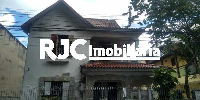 1 - Casa 4 quartos à venda Maracanã, Rio de Janeiro - R$ 900.000 - MBCA40195 - 1