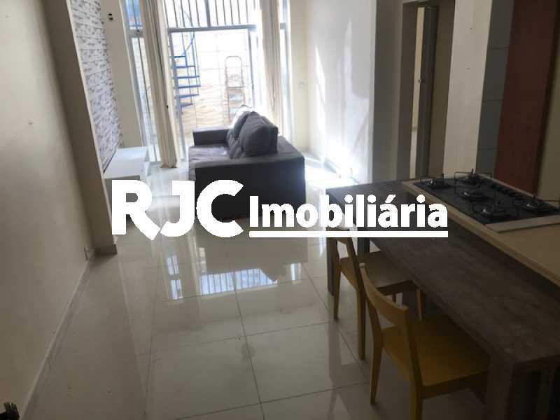 1 - Apartamento 1 quarto à venda Estácio, Rio de Janeiro - R$ 260.000 - MBAP10981 - 1