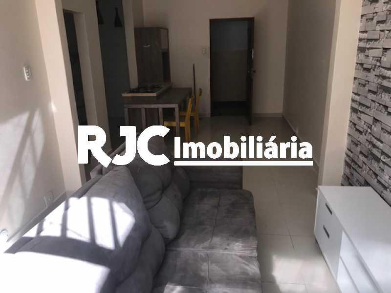 2 - Apartamento 1 quarto à venda Estácio, Rio de Janeiro - R$ 260.000 - MBAP10981 - 3