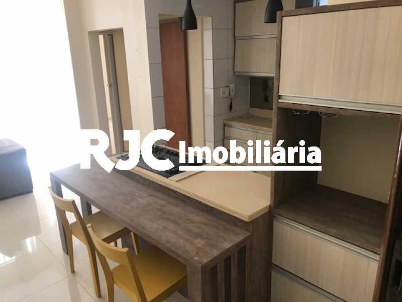 5 - Apartamento 1 quarto à venda Estácio, Rio de Janeiro - R$ 260.000 - MBAP10981 - 6