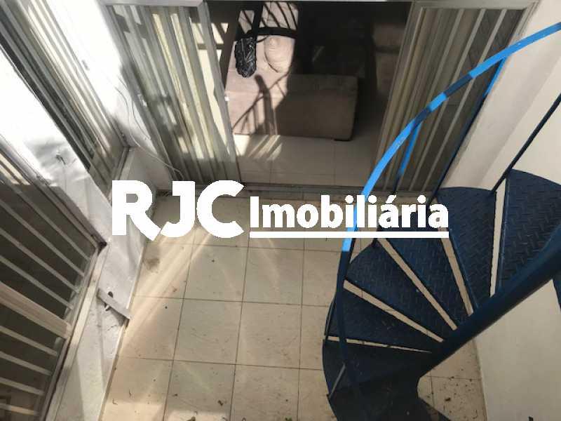 17 - Apartamento 1 quarto à venda Estácio, Rio de Janeiro - R$ 260.000 - MBAP10981 - 18