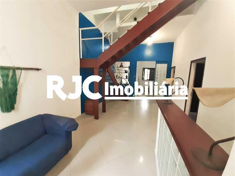2 - Casa 5 quartos à venda Grajaú, Rio de Janeiro - R$ 1.150.000 - MBCA50092 - 3