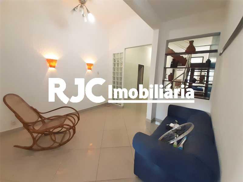 3 - Casa 5 quartos à venda Grajaú, Rio de Janeiro - R$ 1.150.000 - MBCA50092 - 4