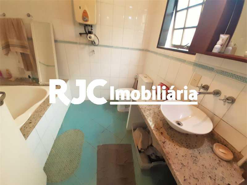 16 - Casa 5 quartos à venda Grajaú, Rio de Janeiro - R$ 1.150.000 - MBCA50092 - 17