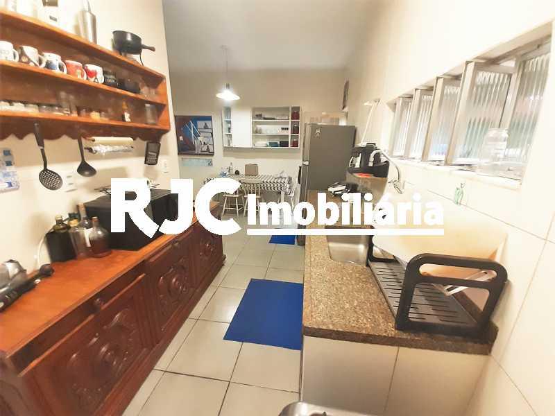 19 - Casa 5 quartos à venda Grajaú, Rio de Janeiro - R$ 1.150.000 - MBCA50092 - 20