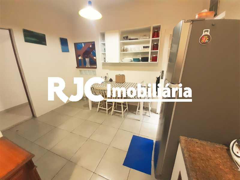 20 - Casa 5 quartos à venda Grajaú, Rio de Janeiro - R$ 1.150.000 - MBCA50092 - 21