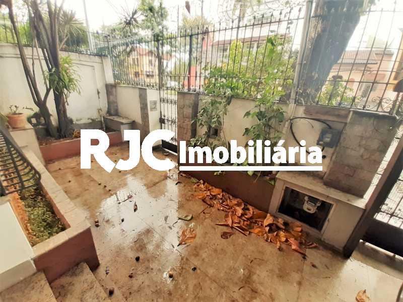 21 - Casa 5 quartos à venda Grajaú, Rio de Janeiro - R$ 1.150.000 - MBCA50092 - 22