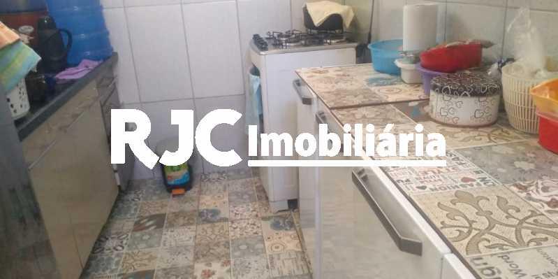 13 - Casa 3 quartos à venda Engenho Novo, Rio de Janeiro - R$ 280.000 - MBCA30240 - 14