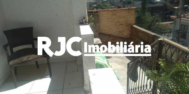 16 - Casa 3 quartos à venda Engenho Novo, Rio de Janeiro - R$ 280.000 - MBCA30240 - 17
