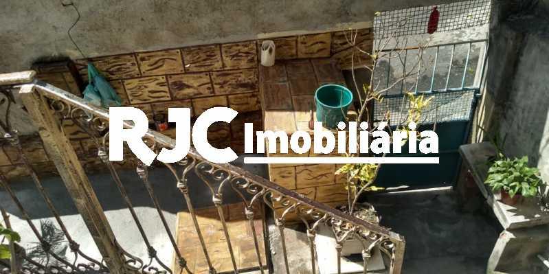 18 - Casa 3 quartos à venda Engenho Novo, Rio de Janeiro - R$ 280.000 - MBCA30240 - 19