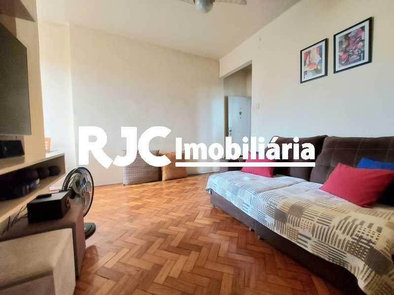 1 - Cobertura à venda Rua Barão de Sertorio,Rio Comprido, Rio de Janeiro - R$ 300.000 - MBCO20178 - 1