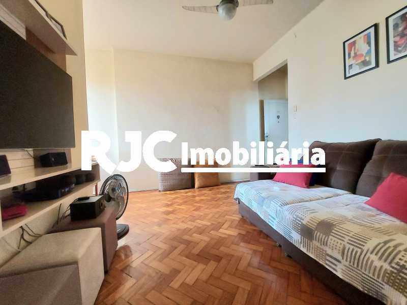 4 - Cobertura à venda Rua Barão de Sertorio,Rio Comprido, Rio de Janeiro - R$ 300.000 - MBCO20178 - 5