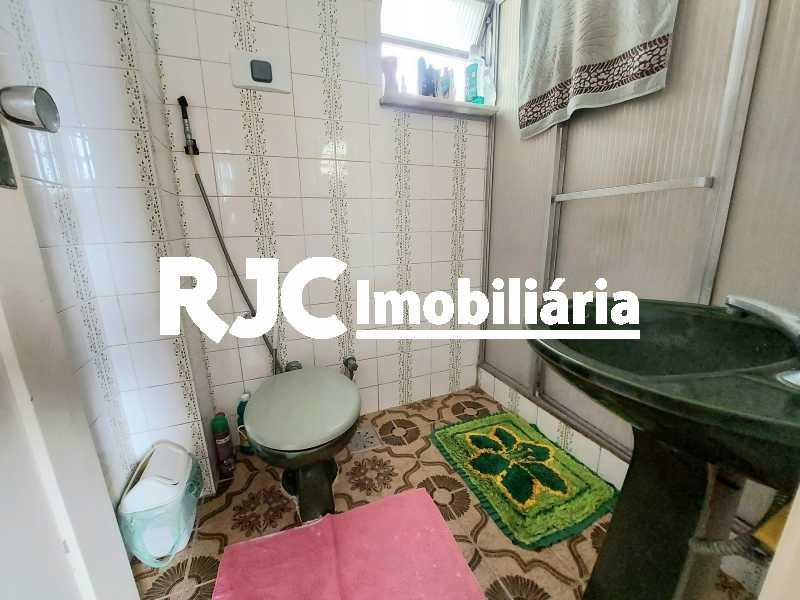 14 - Cobertura à venda Rua Barão de Sertorio,Rio Comprido, Rio de Janeiro - R$ 300.000 - MBCO20178 - 15