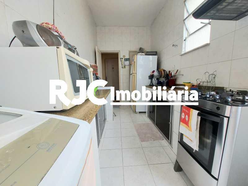 16 - Cobertura à venda Rua Barão de Sertorio,Rio Comprido, Rio de Janeiro - R$ 300.000 - MBCO20178 - 17