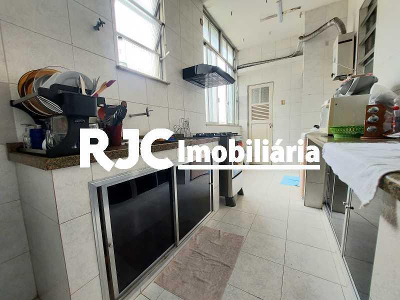 17 - Cobertura à venda Rua Barão de Sertorio,Rio Comprido, Rio de Janeiro - R$ 300.000 - MBCO20178 - 18