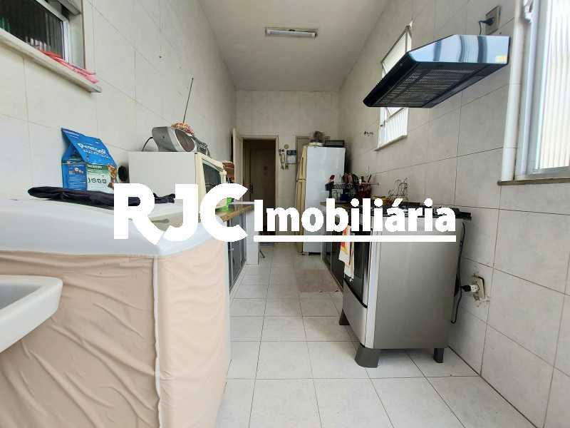 18 - Cobertura à venda Rua Barão de Sertorio,Rio Comprido, Rio de Janeiro - R$ 300.000 - MBCO20178 - 19