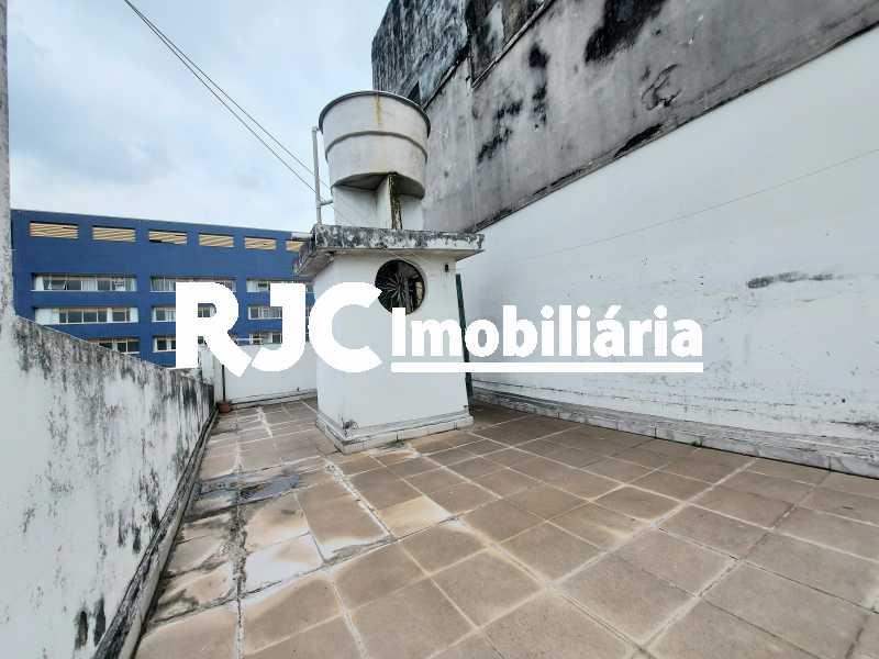 19 - Cobertura à venda Rua Barão de Sertorio,Rio Comprido, Rio de Janeiro - R$ 300.000 - MBCO20178 - 20