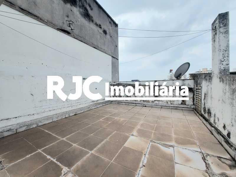 20 - Cobertura à venda Rua Barão de Sertorio,Rio Comprido, Rio de Janeiro - R$ 300.000 - MBCO20178 - 21