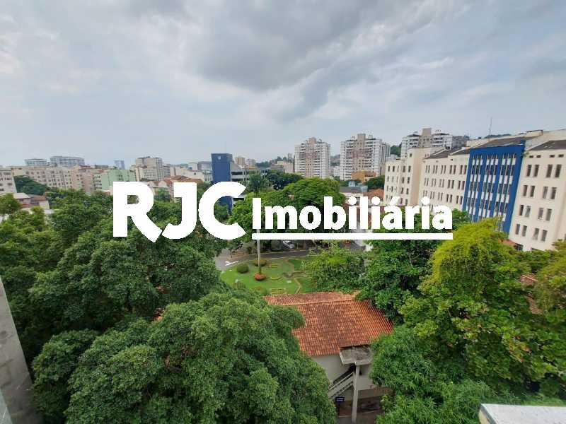 21. - Cobertura à venda Rua Barão de Sertorio,Rio Comprido, Rio de Janeiro - R$ 300.000 - MBCO20178 - 22