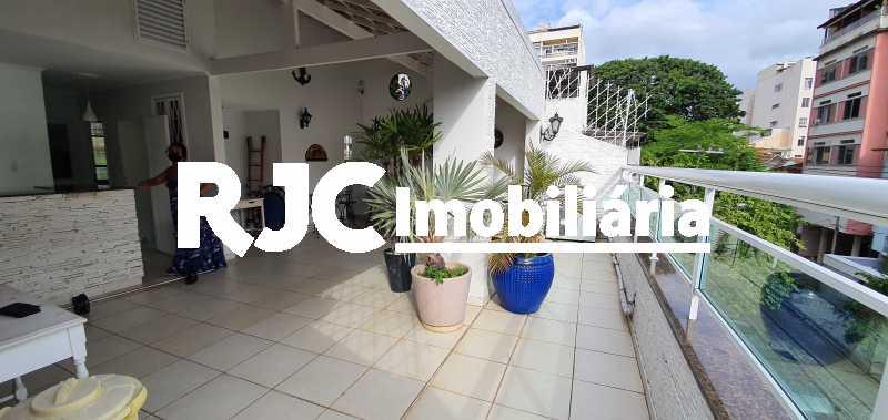 4 - Casa à venda Rua Domício da Gama,Tijuca, Rio de Janeiro - R$ 1.900.000 - MBCA50093 - 5