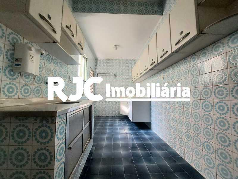 16 - Casa de Vila 2 quartos à venda Vila Isabel, Rio de Janeiro - R$ 399.000 - MBCV20110 - 17