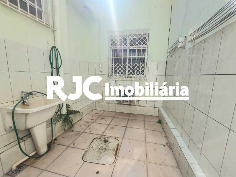 18 - Casa de Vila 2 quartos à venda Vila Isabel, Rio de Janeiro - R$ 399.000 - MBCV20110 - 19