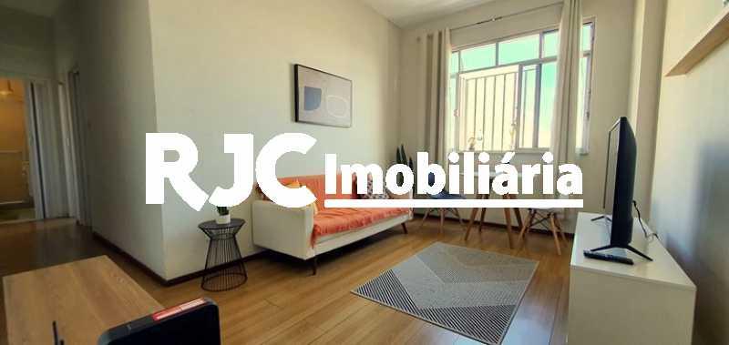 1 - Apartamento à venda Rua Marechal Aguiar,Benfica, Rio de Janeiro - R$ 247.000 - MBAP25535 - 1