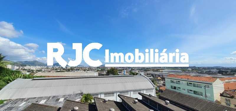 4 - Apartamento à venda Rua Marechal Aguiar,Benfica, Rio de Janeiro - R$ 247.000 - MBAP25535 - 5