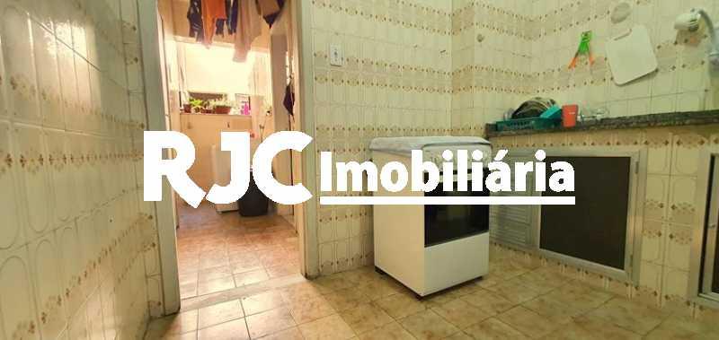 13 - Apartamento à venda Rua Marechal Aguiar,Benfica, Rio de Janeiro - R$ 247.000 - MBAP25535 - 14