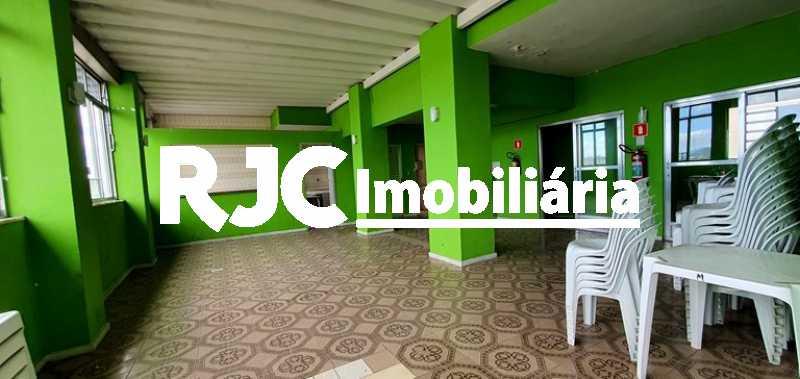 18 - Apartamento à venda Rua Marechal Aguiar,Benfica, Rio de Janeiro - R$ 247.000 - MBAP25535 - 19