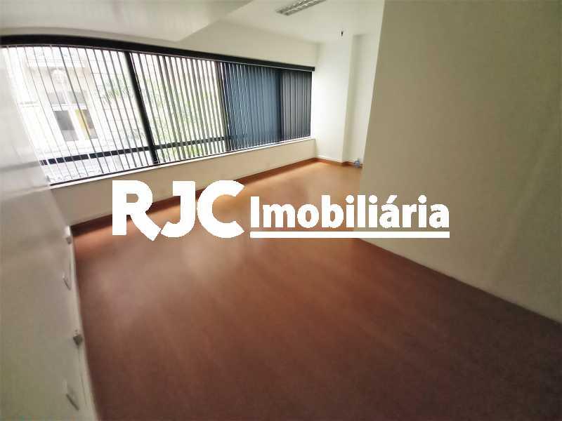 4 - Sala Comercial 48m² à venda Rua do Ouvidor,Centro, Rio de Janeiro - R$ 320.000 - MBSL00285 - 5