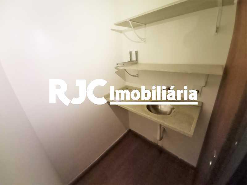 16 - Sala Comercial 48m² à venda Rua do Ouvidor,Centro, Rio de Janeiro - R$ 320.000 - MBSL00285 - 17